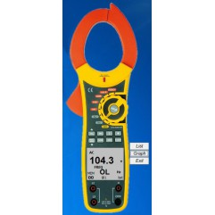 ACMM Программное обеспечение AKTAKOM Clamp Meter Monitor